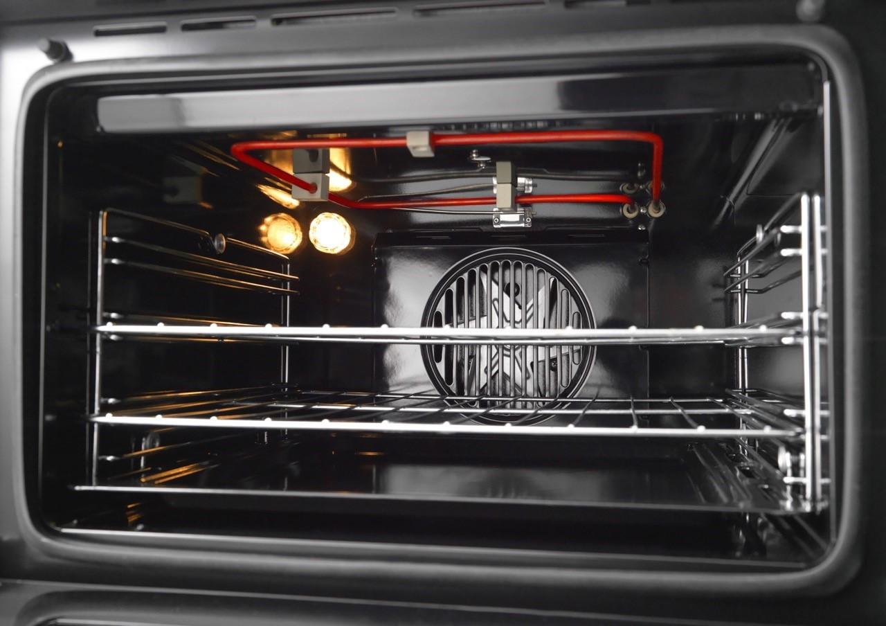 Forno Elétrico Fischer Infinity de Embutir 50L | Inox