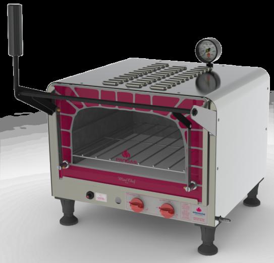 Forno Refratário Mini Chef a Gás Progás - PRP-400G