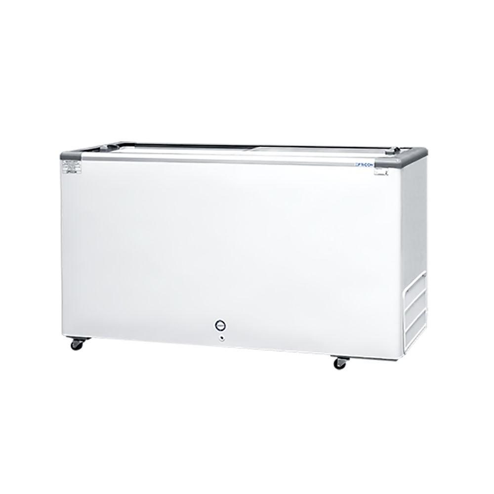 Freezer Horizontal 311 Litros Tampa de Vidro Fricon - HCED311-2V999