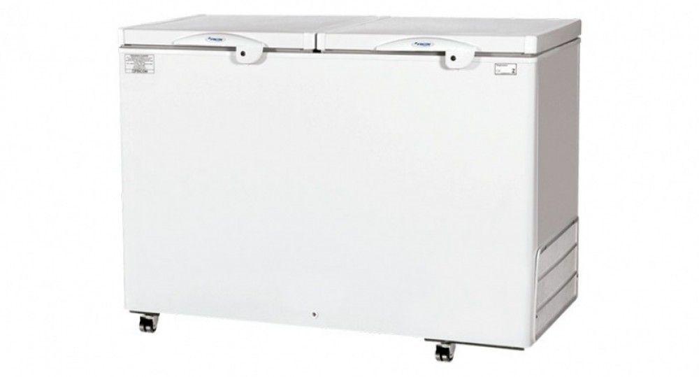 Freezer Dupla Ação Fricon 411 Litros HCED411 - Tampa Cega