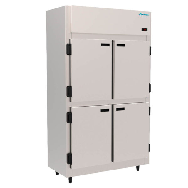 Mini Câmara Fria Industrial 4 Portas Kofisa - KMCP75