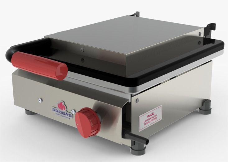 Mini Grill Prensador