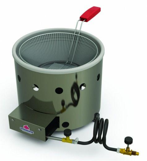 Tacho Fritador 3lt Gás