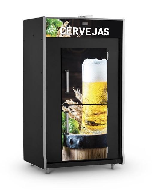 Visa Cooler Cerveja Storage Plus 1350 Litros
