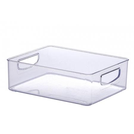 Organizador Diamond Cristal 25x20x8 Cm