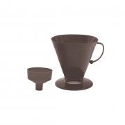 Porta Filtro p/ Café - Marrom
