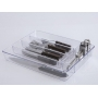 Organizador Diamond c/ Divisórias 36X28X5 Cm