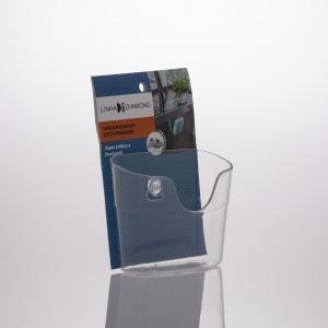 Organizador/Escorredor c/ Ventosa Diamond