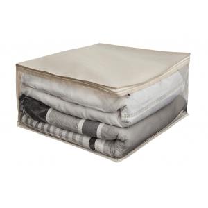 Protetor para Cobertas e Edredom - Tamanho M - Branco