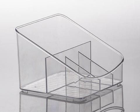 Organizador Diamond c/ Divisórias 18x17x13 Cm