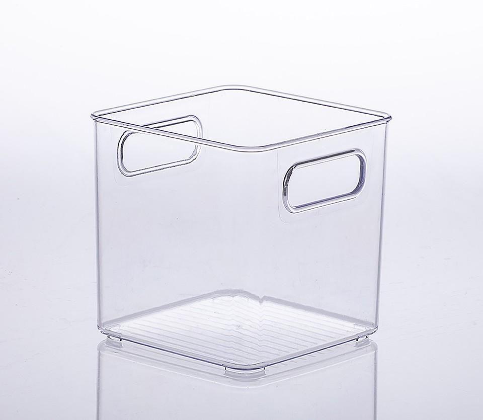 Organizador Diamond Cristal 15x15x15 Cm