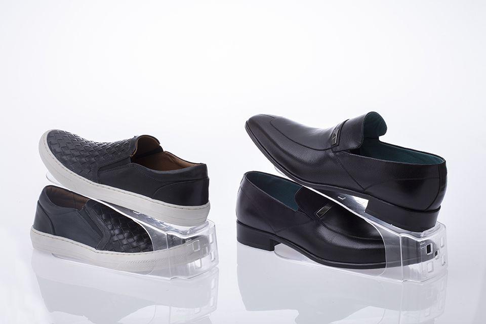 Organizador p/ Sapatos/Tênis Cristal Kit 4 Unidades