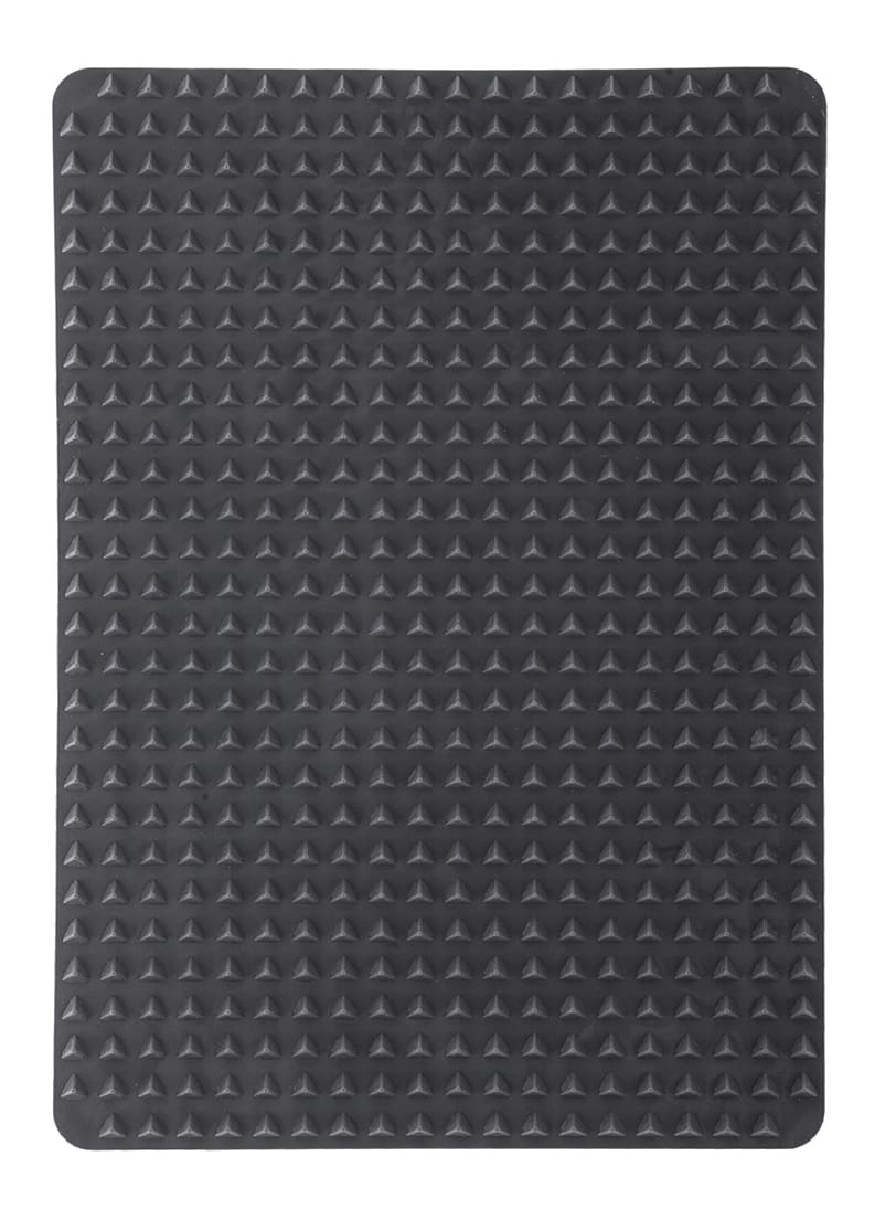 Tapete Silicone Para Forno 29x40 Cm - Cinza