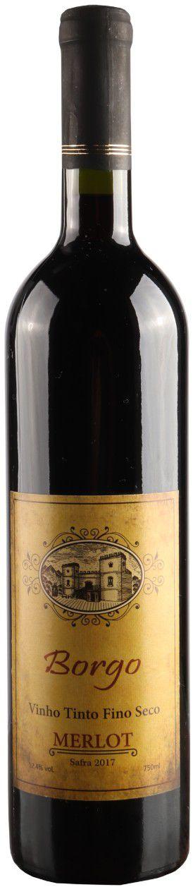 Kit 6 vinhos - 3 Carbernet + 3 Merlot