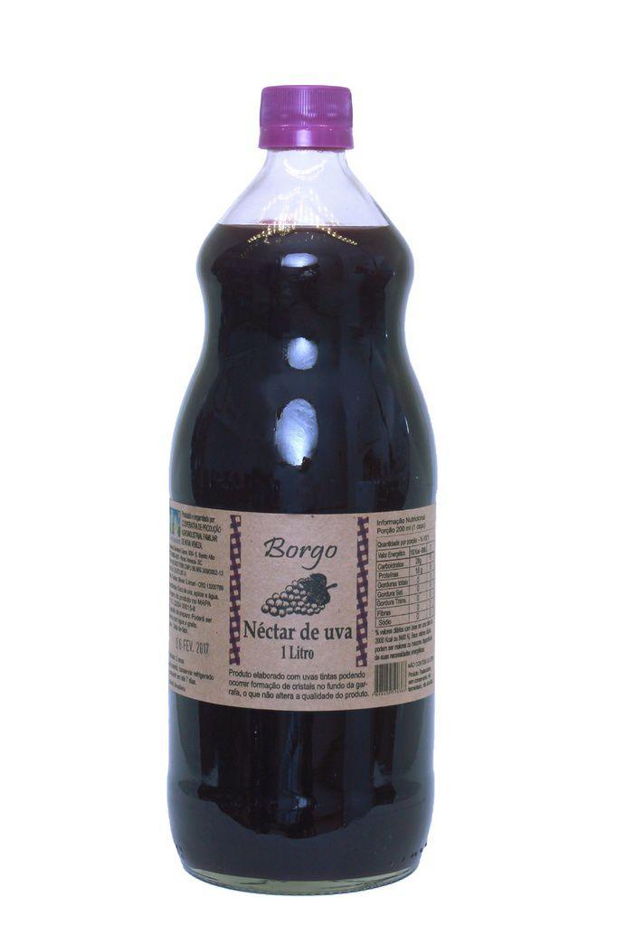 Néctar de Uva / Suco adoçado 1L