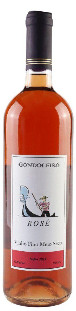 Vinho Gondoleiro Rosé 750ml