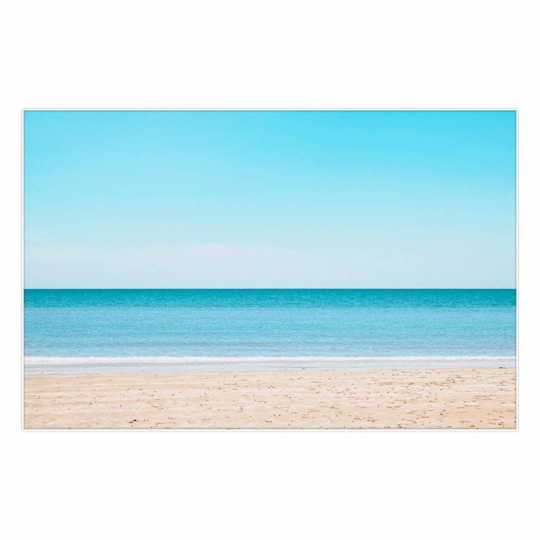 Quadro Decorativo de Mar e Praia