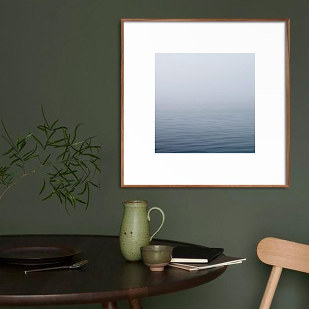 Quadro Decorativo com Fotografia de Mar