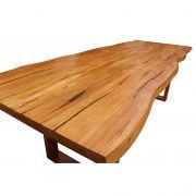 Mesa de prancha de madeira 1.40 metros