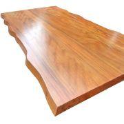 Mesa de prancha de madeira Peroba 1.20 metros