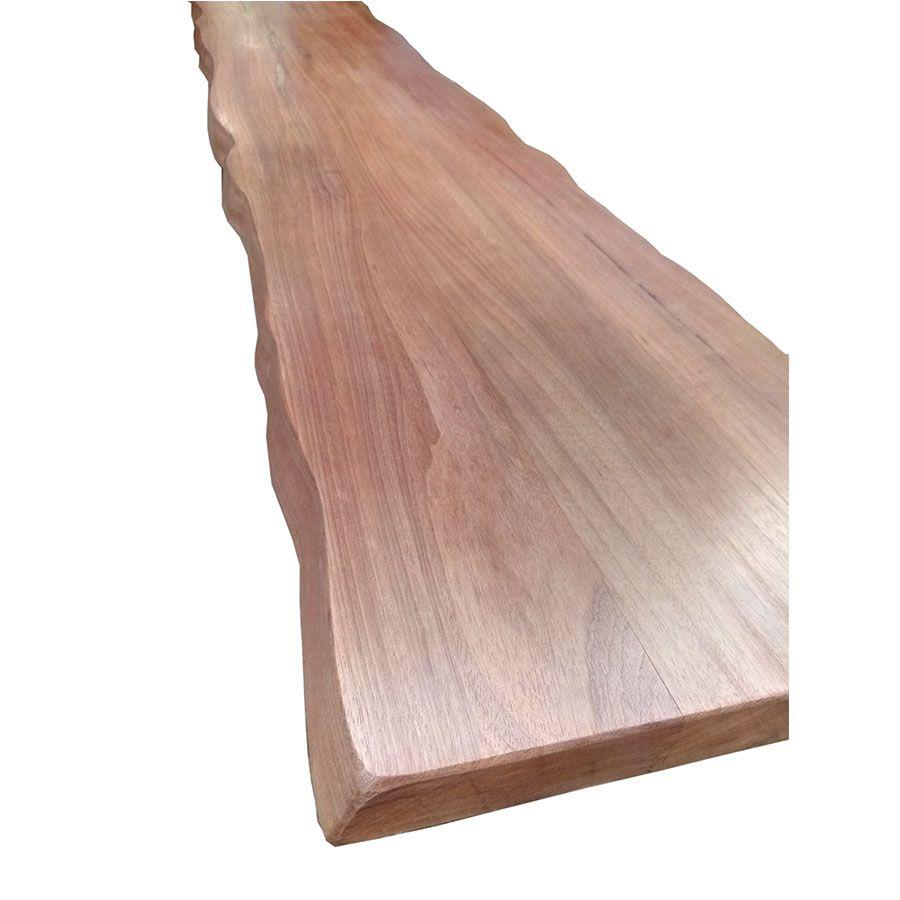 Banco de prancha de madeira 2.20 metros  - Marcenaria De Demolição