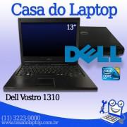 Laptop Dell Inspiron 1310 Intel Core 2 Duo 2 GB memória e 160 GB disco