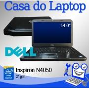 Laptop Dell Inspiron N4050 Intel i7 2a. Geração 8GB de memória RAM e 500GB de disco