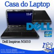 Laptop Dell Inspiron N5110 Intel i5 de 1a. Geração 8 GB memória e 120 GB SSD