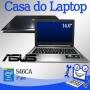Laptop Asus S46CA Intel i5 de 3a. Geração 8 GB memória e 500 GB disco