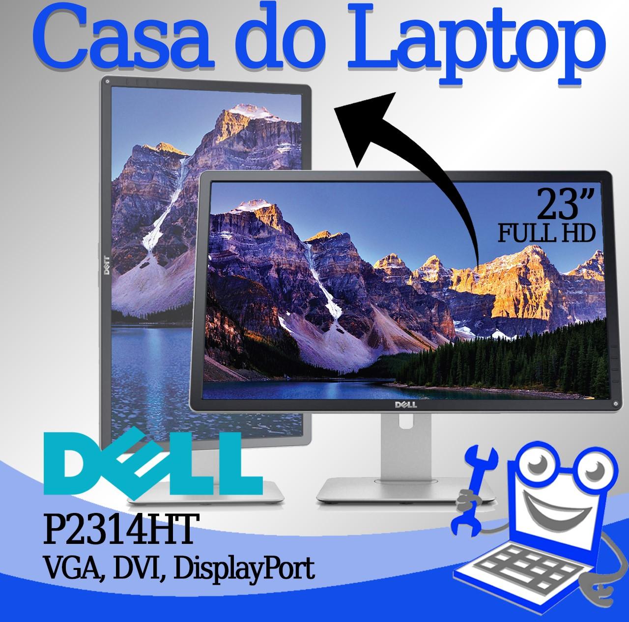 Monitor Dell P2314HT