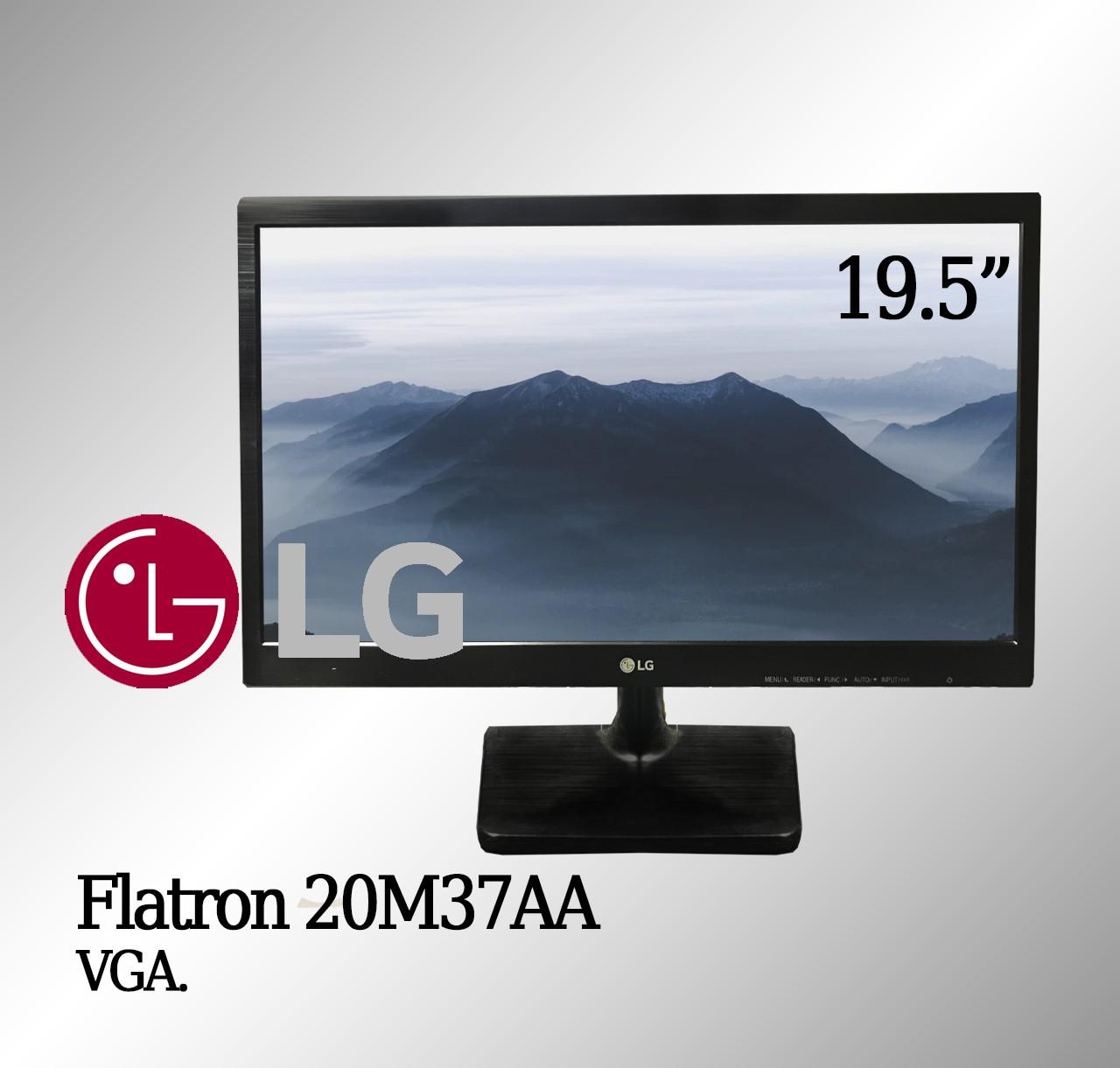 Monitor LG Flatron 20M37AA