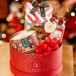 Cesta Redonda P 1 |Christmas Edition