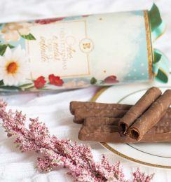 Charutinhos de Chocolate Avó