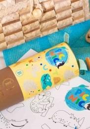 Charutinhos de Chocolate Dia das Crianças