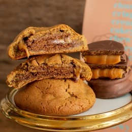 Cookie Briejer - Alfajor