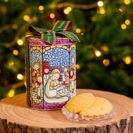 Lata Biscoitos Amanteigados (Italiano) Capela