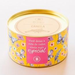 Lata Biscoitos Clássicos | 200g - Outubro Rosa
