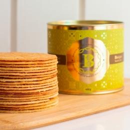 Lata Clássica Biscoitos Tradicionais - Limão Siciliano (400g)