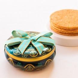 Lata Décor - Esmeralda | Biscoitos Tradicionais