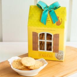 Saq. de Biscoitos Amanteigados Italiano  (200g)