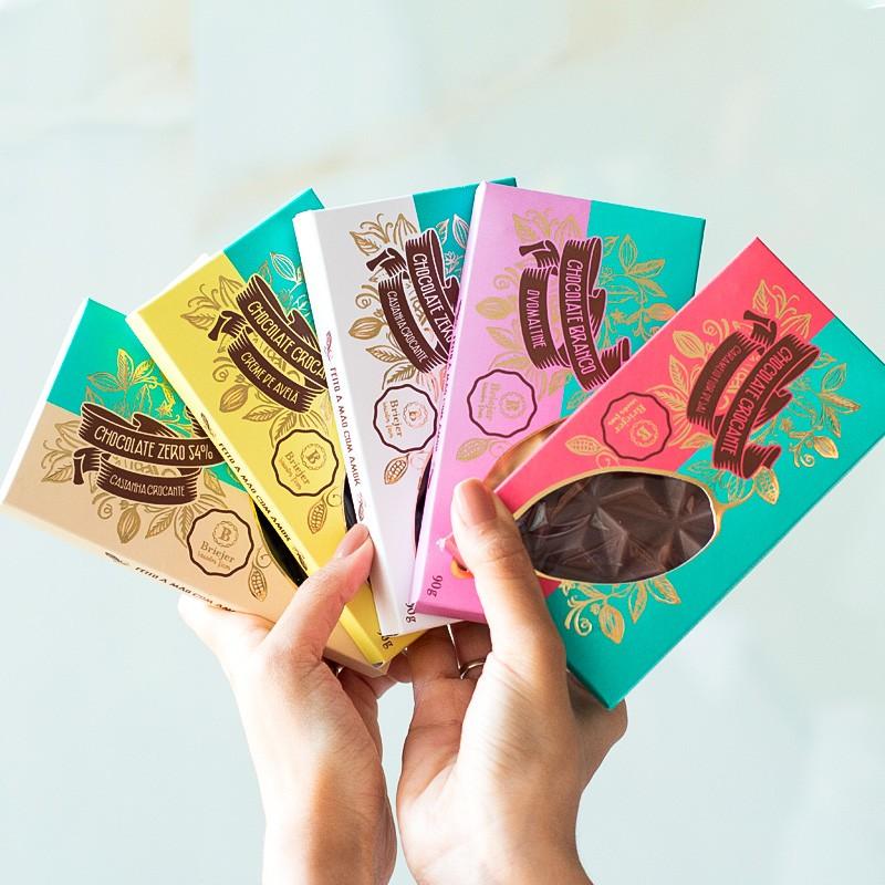 Barras de Chocolate Briejer