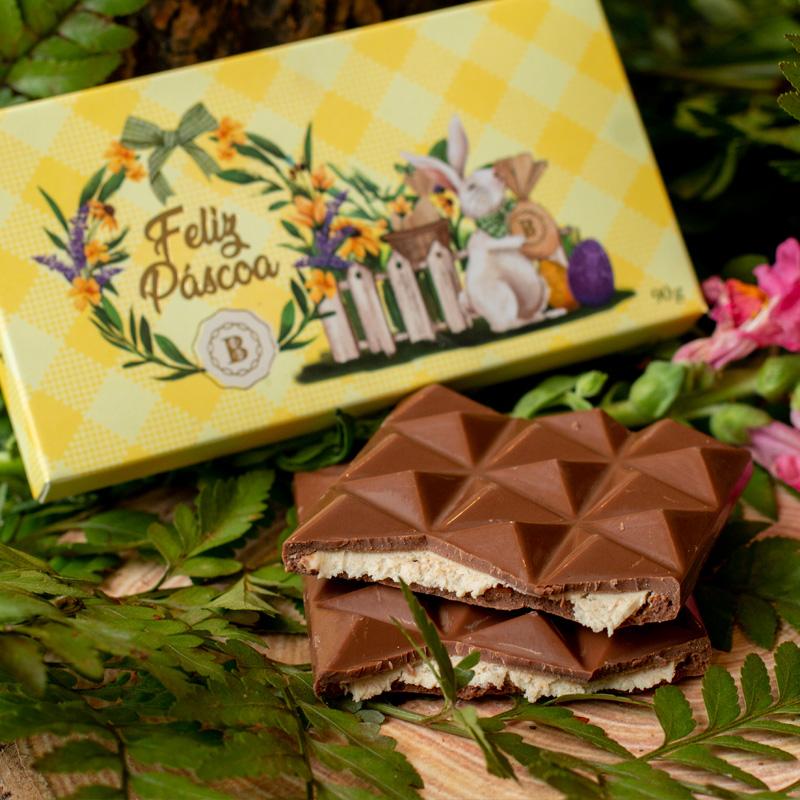 Barras de Chocolate Briejer | Páscoa