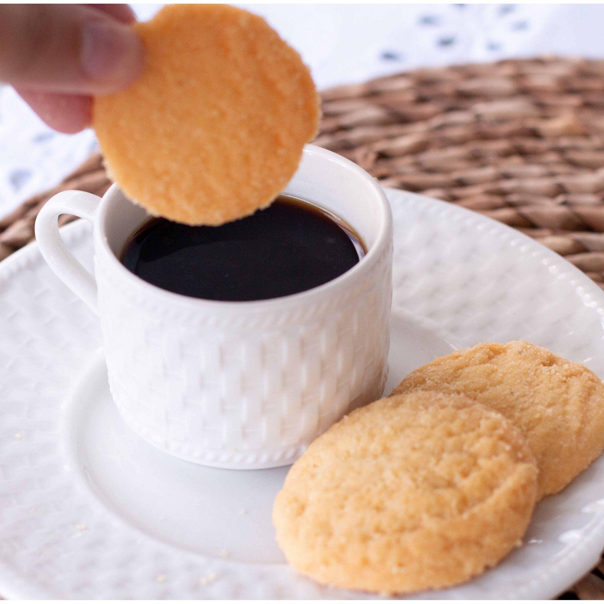 Saq. Biscoitos Amanteigados - 200g