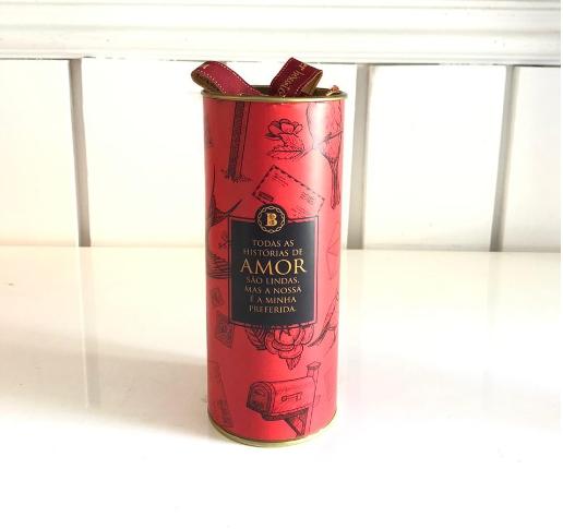 Charutinhos de Chocolate Namorados (10 unidades)
