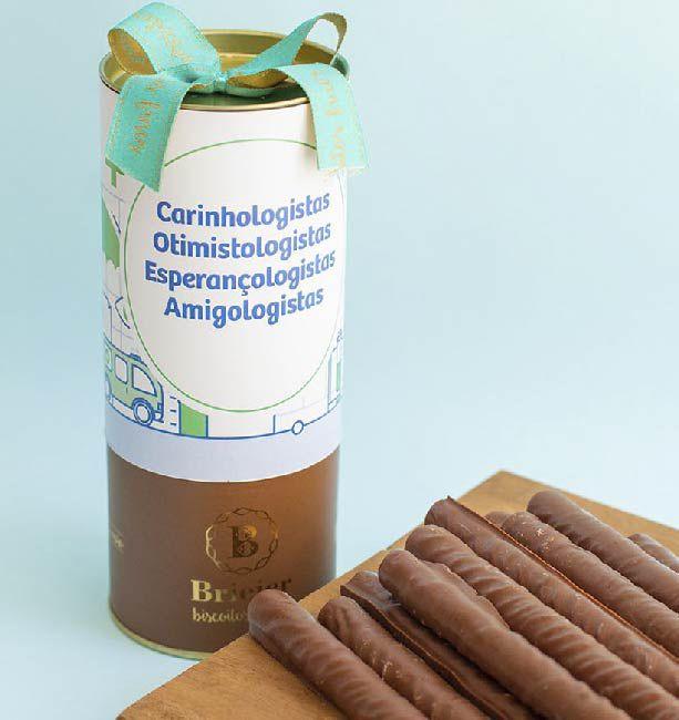 Charutinhos de Chocolate (Médicos)