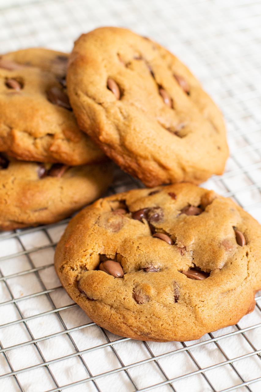 Cookie Briejer - Sabor Baunilha