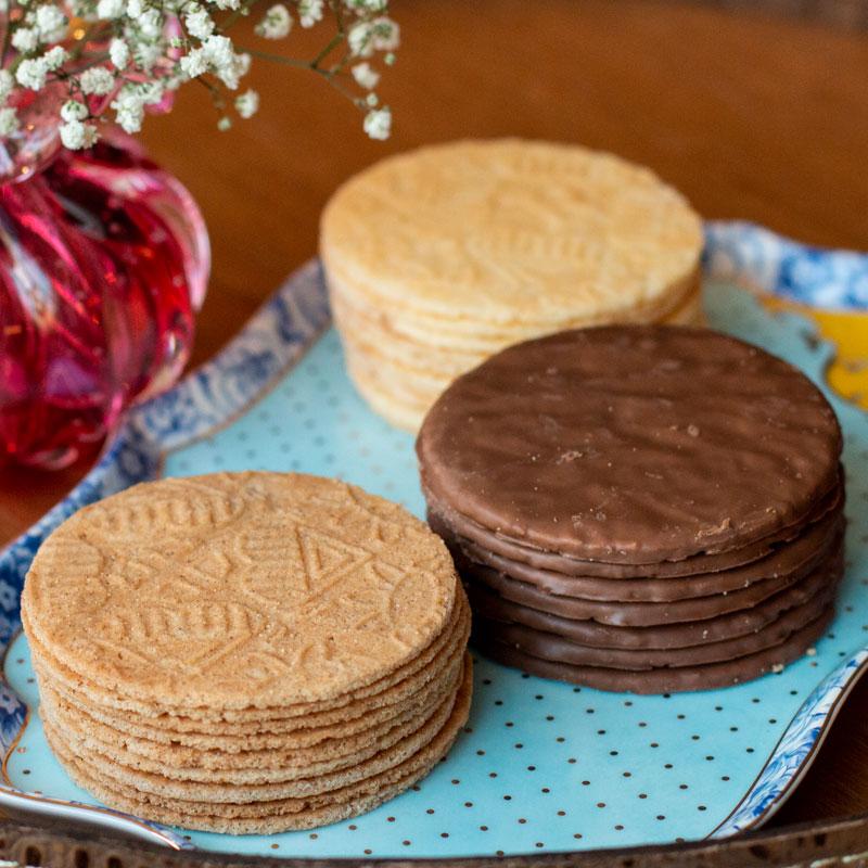 Lata Biscoitos Clássicos | 200g - Você É Especial