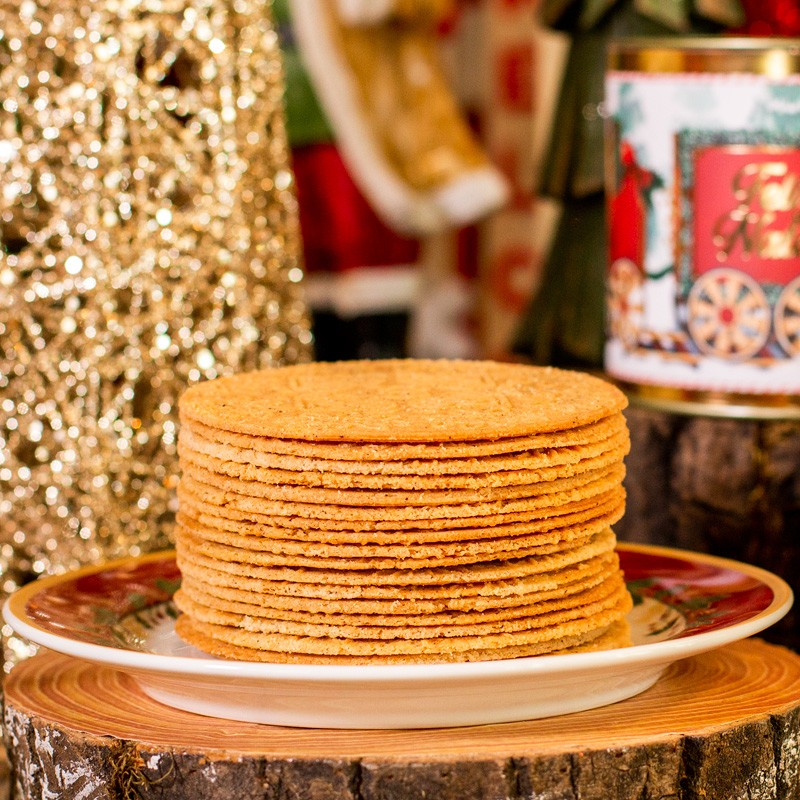 Lata Biscoitos Clássicos - Trenzinho Natal