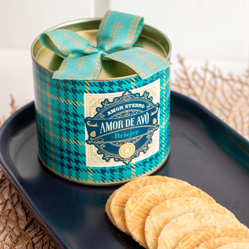 Lata P - Biscoitos Tradicionais (150g) | Avô