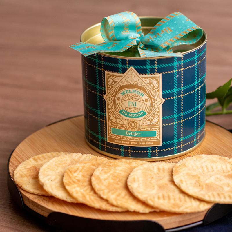 Lata P Biscoitos Tradicionais (150g) | Pai